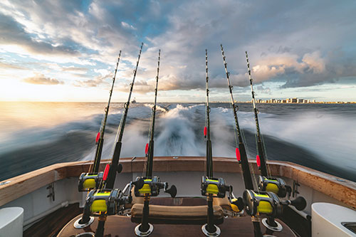 fiskereportage på fisketidningen fiskemagasinet.se